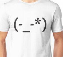 Emoticon Series: lil girl Unisex T-Shirt