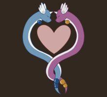 Dragonair love by Tardis-princess