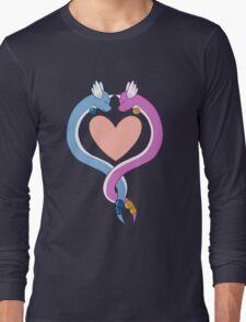Dragonair love Long Sleeve T-Shirt