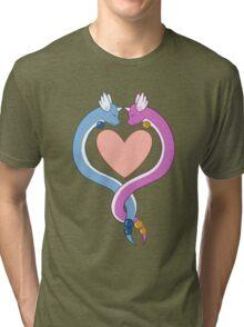 Dragonair love Tri-blend T-Shirt