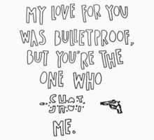 pierce the veil lyrics bulletproof love by punkypromises