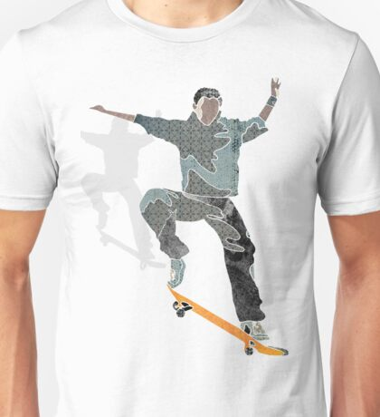 Skateboard 2 Unisex T-Shirt