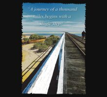 A Journey of a Thousand Miles by Julia Harwood