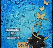 Love in Blue by Giovanna Scott
