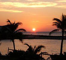 Jamacia Sunset by bsauvey