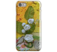 Be You 2 in Yellow iPhone Case/Skin