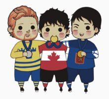 Men's Hockey Sochi 2014 by widdlekes