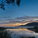 Captain Cook Creek Sunrise - Bruny Island, Tasmania, Australia by PC1134