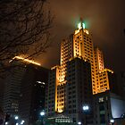 """Superman Building"" Downtown Providence by hensleyc"