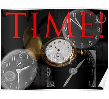 Time! Poster