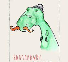 Rawr like a sir by Alephredo Muñoz