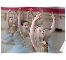 Children's Ballet Poster