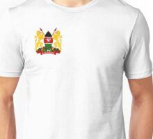 kenyan Coat Of Arms - Hoodie Unisex T-Shirt