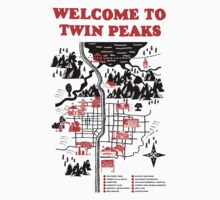 Welcome to Twin Peaks by PetSoundsLtd