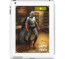 Cap'N Death iPad Case/Skin
