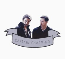 Captain Charming by brookenoelle