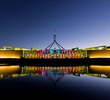 Enlightened Parliament - The Electorates by Peter Gray