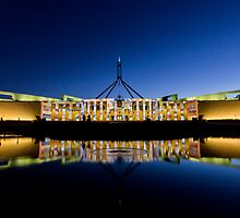 Enlightened Parliament - Puzzle by Peter Gray
