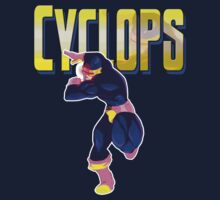 80's X-Men™ Cyclops® Tee by urbanity