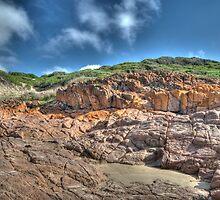 One Mile Beach by Adrian Paul