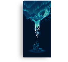 Frozen: The Act of True Love Canvas Print