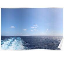 Ocean Cruise Poster