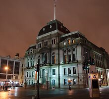 City Hall - Providence, Rhode Island by hensleyc