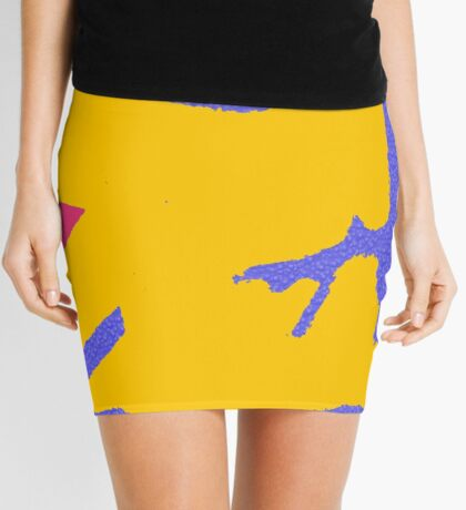 Color Study 5 - 2015.5 Mini Skirt
