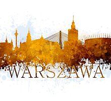 Warsaw by JBlaminsky