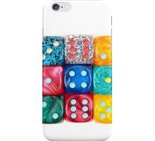 Dices iPhone Case/Skin