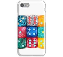 Dices iPhone Case/Skin