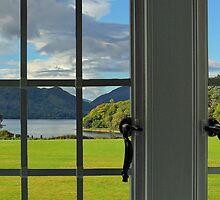 View on Muckross Lake by Arie Koene
