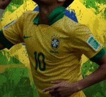Neymar Brazil football soccer Sticker