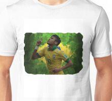 Neymar Brazil football soccer Unisex T-Shirt