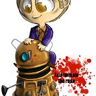 Exterminate the rude by Furiarossa