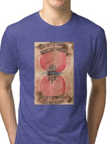 Red Sky At Morning Tri-blend T-Shirt