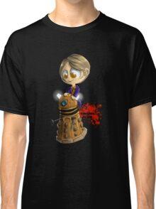 Exterminate the rude Classic T-Shirt