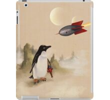 Pulp Penguin iPad Case/Skin