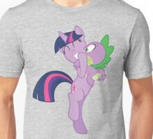Twilight and Spike Unisex T-Shirt