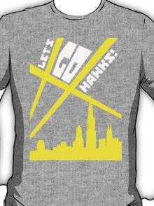 Searchlights (Dark Colors) T-Shirt