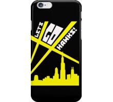 Searchlights (Dark Colors) iPhone Case/Skin