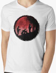 True Detective - Horrors of life Mens V-Neck T-Shirt