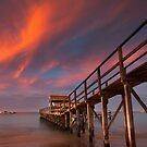 Shelley Beach, Portsea by Alex Wise