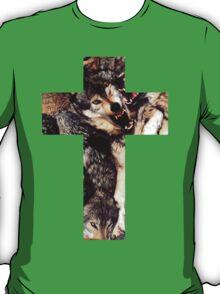 Woves Cross T-Shirt