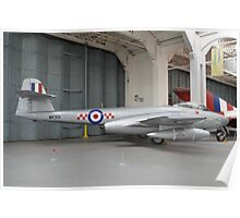 Gloster Meteor F.8   56 Squadron Poster