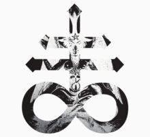 Satanic Cross by toxicloting