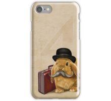 Commuter Bunny iPhone Case/Skin
