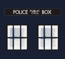 Police Box by toxicloting