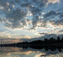 Sky Glory by Georgia Mizuleva