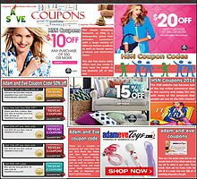 coupons-promotioncodes by HSNCoupons